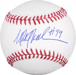 Mitch Williams Autographed Baseball