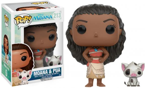Moana #213 with Pua Funko Pop!