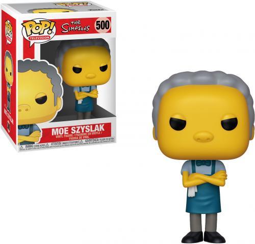 Moe The Simpsons #500 Funko Pop!