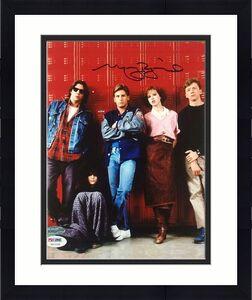 MOLLY RINGWALD Autograph The Breakfast Club Signed 8x10 Photo PSA/DNA COA (C)