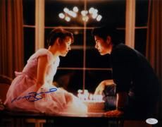 Molly Ringwald Autographed 11x14 Sixteen Candles Photo- JSA Authenticated