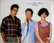 MOLLY RINGWALD Signed 11x14 Sixteen Candles Photo PSA/DNA ITP COA Auto Autograph