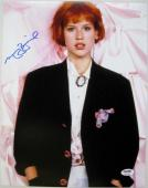 MOLLY RINGWALD Signed 11x14 Sixteen Candles Photo PSA ITP COA Auto Autograph (C)