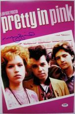 MOLLY RINGWALD Signed 11x17 Pretty in Pink Photo PSA ITP COA Auto Autograph (A)