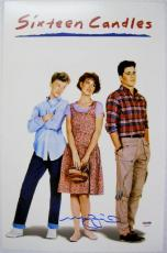 MOLLY RINGWALD Signed Sixteen Candles 11x17 Photo PSA ITP COA Auto Autograph (A)