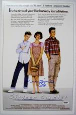 MOLLY RINGWALD Signed Sixteen Candles 11x17 Photo PSA ITP COA Auto Autograph (B)