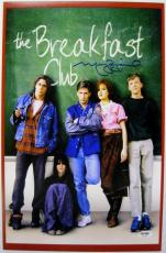 MOLLY RINGWALD Signed The Breakfast Club 11x17 Photo PSA ITP COA Autograph (A)