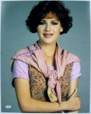 MOLLY RINGWALD Signed 16x20 Pretty In Pink Photo PSA ITP COA Auto Autograph (D)