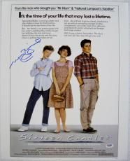 MOLLY RINGWALD Signed 16x20 Sixteen Candles Photo PSA ITP COA Auto Autograph (B)
