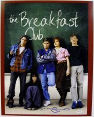 MOLLY RINGWALD Signed 16x20 The Breakfast Club Photo PSA ITP COA Autograph (E)