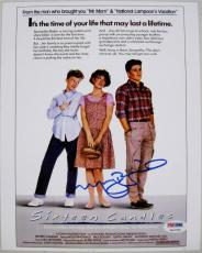 MOLLY RINGWALD Signed 8x10 Sixteen Candles Photo PSA ITP Auto Autograph (A)