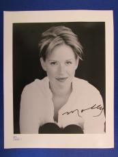 Molly Ringwald Signed Auto Autograph 8x10 Photo - JSA - Breakfast Club Sixtee...