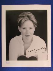 Molly Ringwald Signed Auto Autograph 8x10 Photo - JSA - Breakfast Club Sixtee...