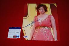 MOLLY RINGWALD sixteen candles breakfast club  signed psa/dna 8x10 photo