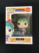 Monica Rial Signed Bulma Dragonball Z Funko Pop Figure