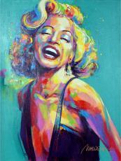 Marilyn Monroe Original Artwork