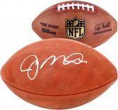 Joe Montana Autographed Football