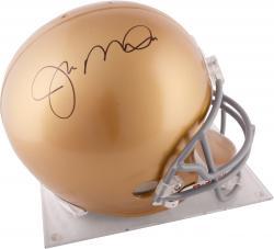 Joe Montana Notre Dame Fighting Irish Autographed Replica Helmet
