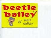 Mort Walker Beetle Bailey Artist Cartoonist Signed Autograph Photo