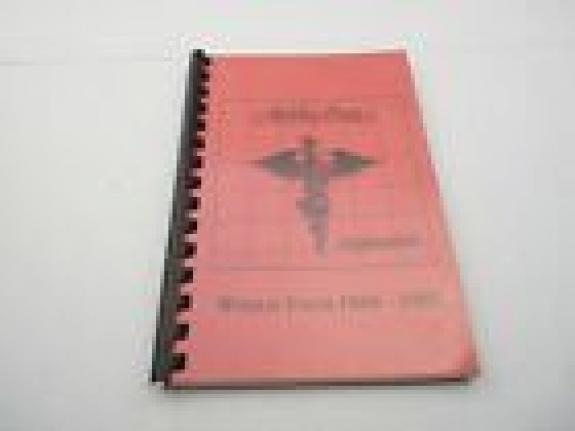 Motley Crue RARE DR Feelgood 1989-1991 World Concert Tour Itinerary Book #10