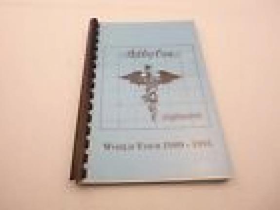 Motley Crue RARE DR Feelgood 1989-1991 World Concert Tour Itinerary Book #7