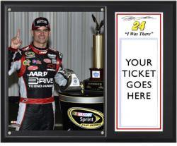 "Jeff Gordon 2012 Pennsylvania 400 Sublimated 12"" x 15""""I Was There"" Photo Plaque"