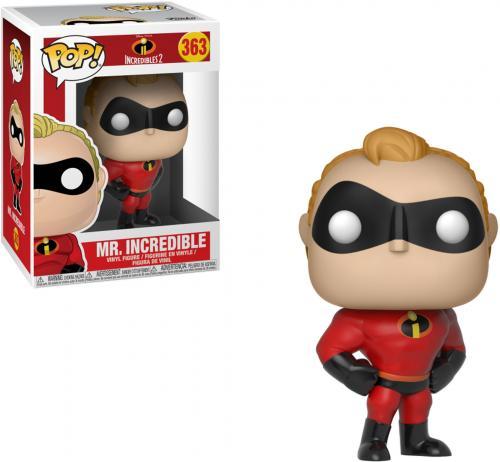 Mr. Incredible The Incredibles Disney #363 Funko Pop!