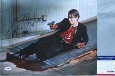 MR ORANGE!!! Tim Roth Signed RESERVOIR DOGS 11x14 Photo #1 PSA/DNA