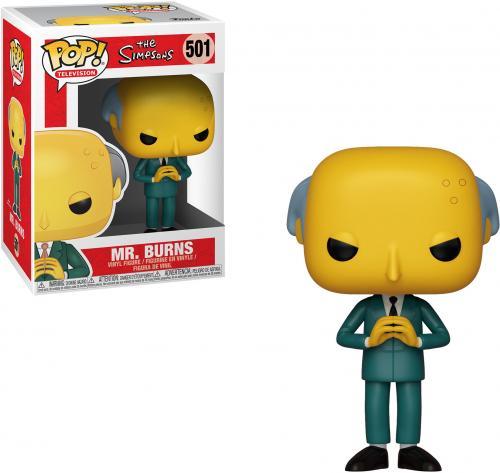 Mr.Burns The Simpsons #501 Funko Pop!