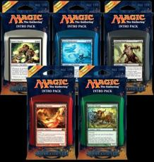 Mtg Magic The Gathering 2014 Core Set Intro Deck Box +100 Ct Box Dragon Shields