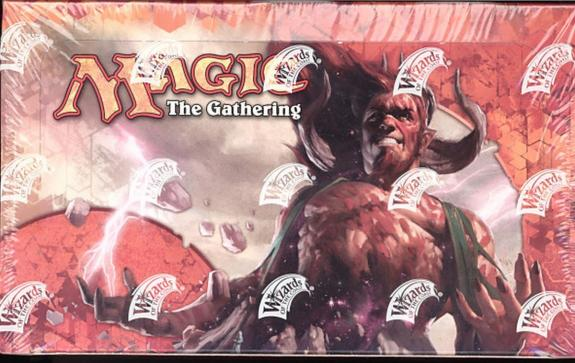 Mtg Magic The Gathering Born Of The Gods Japanese Booster Box