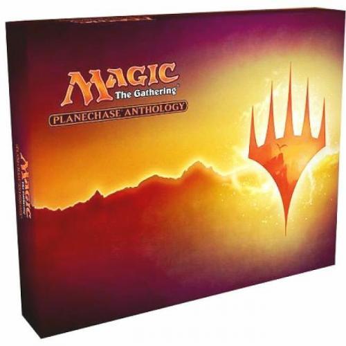 Mtg Magic The Gathering Planechase Anthology Sealed