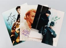 Munsters & Green Hornet Signed 11×14 Photos (3) – Van Williams, Butch Patrick & Pat Priest – JSA