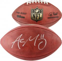 Aaron Murray Georgia Bulldogs Autographed Duke Pro Football