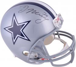Demarco Murray Autographed Cowboys Replica Helmet