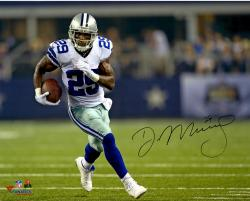 Demarco Murray Autographed Dallas Cowboys Photo - 16x20