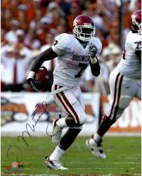 Demarco Murray Signed Oklahoma Sooners 16x20 Photo