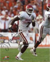 Demarco Murray Oklahoma Sooners Autographed 8x10 Photo