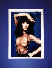 Music Legend Cher - Autographed