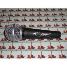 Lionel Richie AUTOGRAPHED MICROPHONE