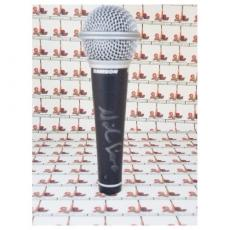 Mariah Carey AUTOGRAPHED MICROPHONE