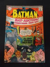 MW) Comic Book BATMAN 191 Fine (large scans)