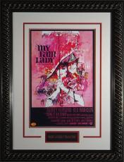 My Fair Lady Framed 11x17 Publicity Movie Poster