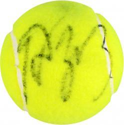 Li Na Autographed Tennis Ball