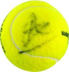Rafael Nadal Autographed Australian Open Logo Tennis Ball