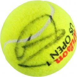 Rafael Nadal Autographed US Open Logo Tennis Ball