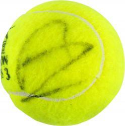 Rafael Nadal Autographed Wimbledon Logo Tennis Ball