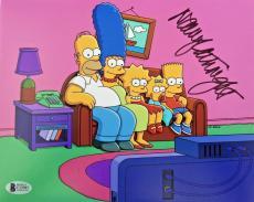NANCY CARTWRIGHT Signed The Simpsons Bart Simpson Autographed 8x10 Photo BAS J