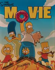 Nancy Cartwright Signed The Simpsons Movie 16x20 Photo *Bart Simpson BAS