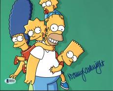 Nancy Cartwright The Simpsons Signed 8X10 Photo BAS #B89295
